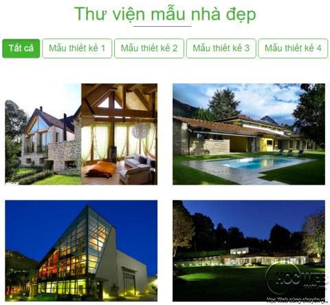 Hướng dẫn cách tạo bộ lọc hình ảnh bằng Bootstrap