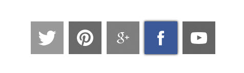 Tạo hiệu ứng Slideup & Slidedown cho Icon bằng CSS3